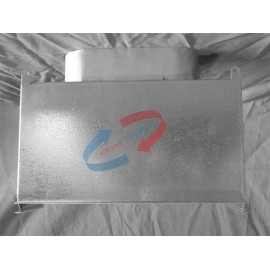 Boîte à bouche L300xH100 piq.160 o « BA 13 ».
