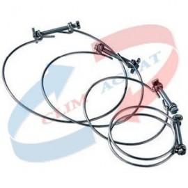 Colliers de serrage X10 Diam.315