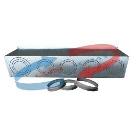 Plenum de Soufflage laser isole Pour.....