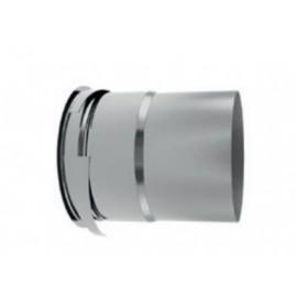 MPTM : Manchette placo à griffes Ø 160 métallique hauteur 150 mm pour (TMM) (TMP)