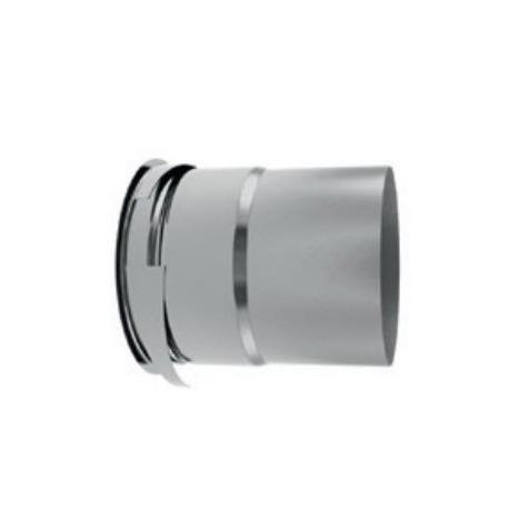 MPBIR : Manchette placo à griffes Ø 80 métallique hauteur 150 mm pour (BIR)